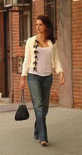 Actresses Penélope Cruz.