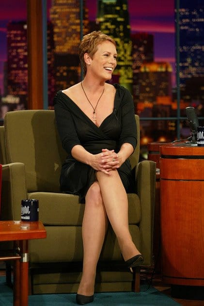 Jamie Lee Curtis legs are insured for a $2.8 Million.