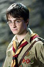 Daniel Radcliffe, Harry Potter.