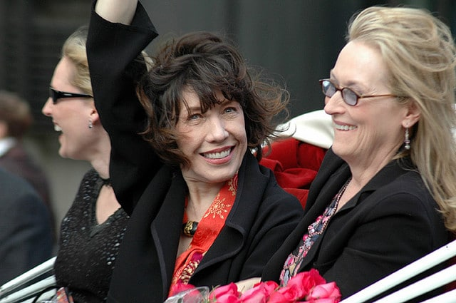 Lily Tomlin Movies and TV Shows, 7 things about her.