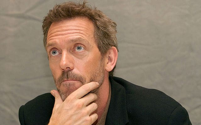 10 Interesting facts you should know about Hugh Laurie actor.