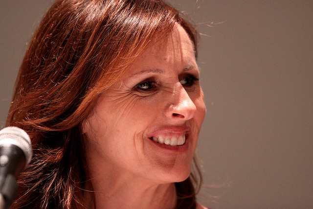 Seven most interesting things about actress Molly Shannon.