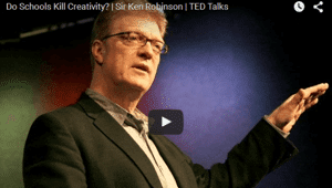 Sir Ken Robinson TED Talk