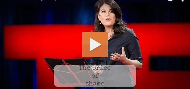Monica Lewinsky TED Talk | The Price Of Shame