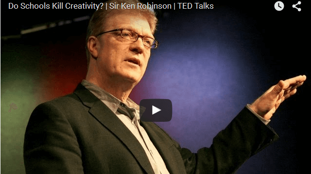 Sir Ken Robinson TED Talk | Do Schools Kill Creatity?
