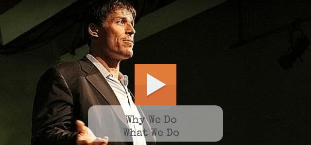 Tony Robbins TED Talk | Why We Do What We Do