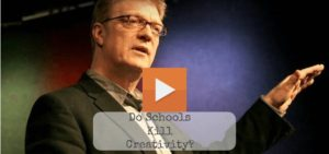 Sir Ken Robinson TED Talk About The Current State Of School Systems | Do Schools Kill Creativity?