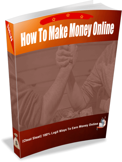 How To Make Money Online ebook 1
