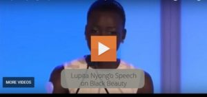 Lupita Nyong'o Speech on Black Beauty