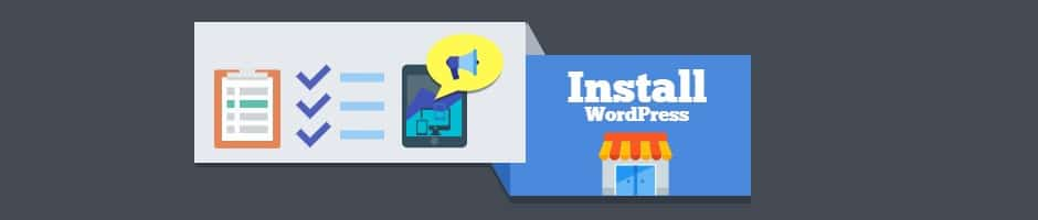 How to Start a Blog by Installing WordPress