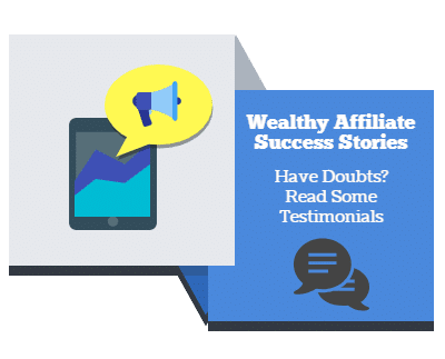 Wealthy Affiliate Success Stories And Testimonials