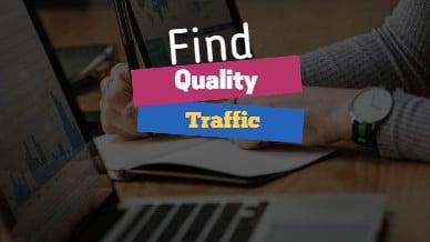 Send Quality Traffic - Money