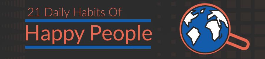 Daily Habits Of Happy People Nav Image