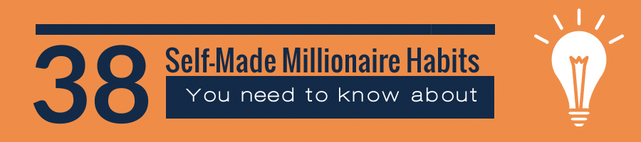 15 Self-Made Millionaire Habits Nav Image