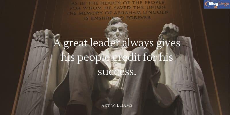 Art Williams Quotes 1
