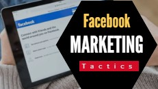 Facebook Marketing Tactics Home Image
