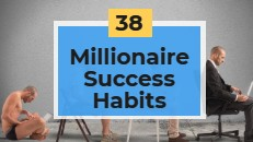 Millionaire Success Habits Home Image