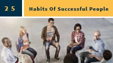 Habits Of Successful People Home Image