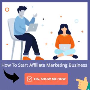 Affiliate Marketing Business SB