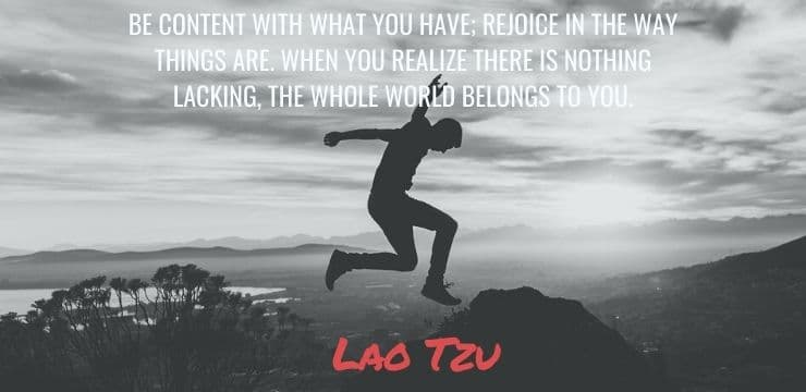 Inspirational quote by Lao Tzu