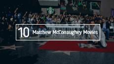 Matthew McConaughey Movies Home Image